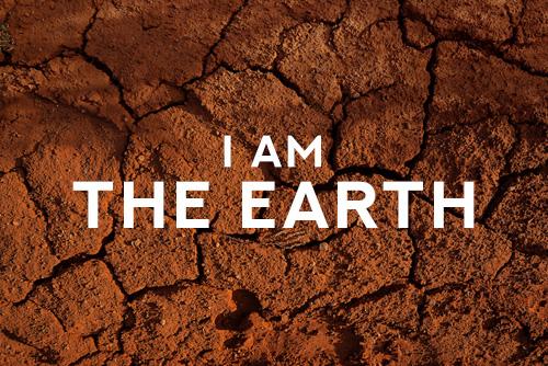 I am the earth Free Spirit