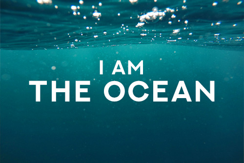 I AM the ocean project by Free Spirit