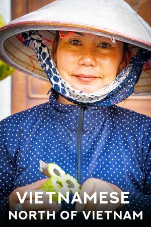 I am vietnamese